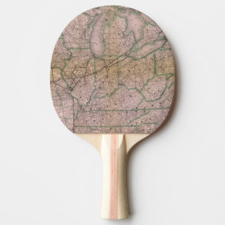 Great Wabash System Ping Pong Paddle
