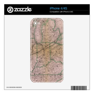 Great Wabash System Skins For The iPhone 4