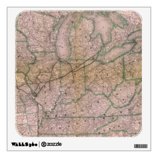 Great Wabash System Wall Sticker