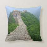 Great Wall China Throw Pillow