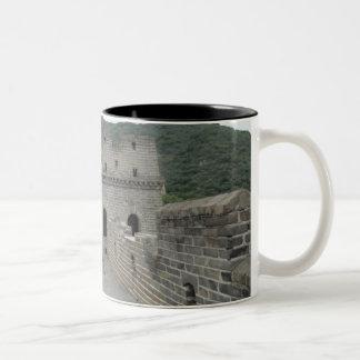 GREAT WALL, CHINA Two-Tone COFFEE MUG