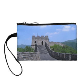 Great Wall in China Coin Purse