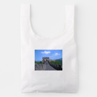 Great Wall in China Reusable Bag
