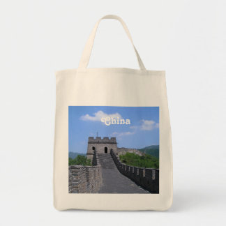 Great Wall in China Tote Bag