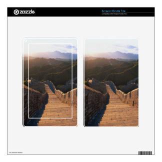 GREAT WALL OF CHINA 2 KINDLE FIRE DECALS