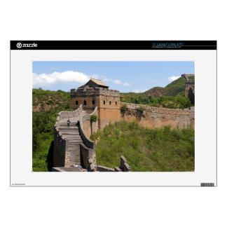 "GREAT WALL OF CHINA 3 DECALS FOR 15"" LAPTOPS"