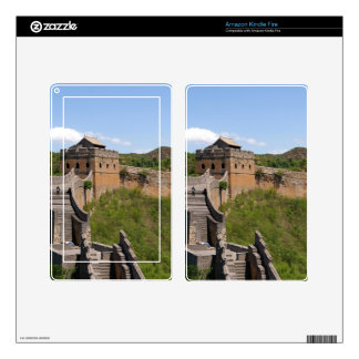 GREAT WALL OF CHINA 3 SKINS FOR KINDLE FIRE