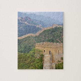 Great Wall of China at Jinshanling, China. 2 Puzzle