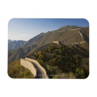 Great Wall of China at Mutianyu 2 Magnet