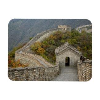 Great Wall of China at Mutianyu Magnet