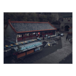 Great Wall of China Gift Shop Posters