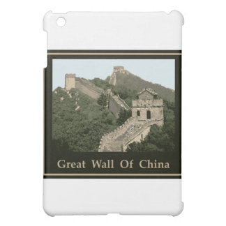 Great Wall Of China Case For The iPad Mini