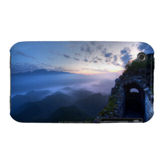 Great Wall of China, JianKou unrestored section. 3 iPhone 3 Cover