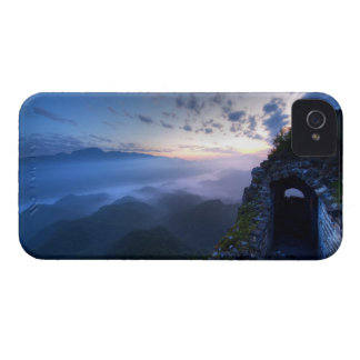 Great Wall of China, JianKou unrestored section. 3 iPhone 4 Case-Mate Case