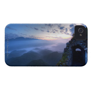 Great Wall of China, JianKou unrestored section. 3 iPhone 4 Cover