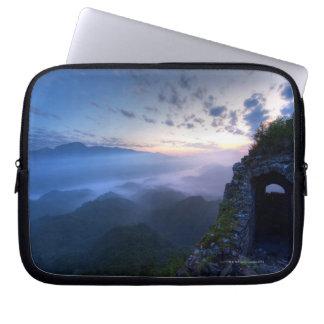 Great Wall of China, JianKou unrestored section. 3 Laptop Sleeve