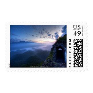 Great Wall of China, JianKou unrestored section. 3 Postage