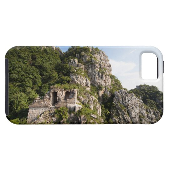 Great Wall of China, JianKou unrestored section. 4 iPhone SE/5/5s Case