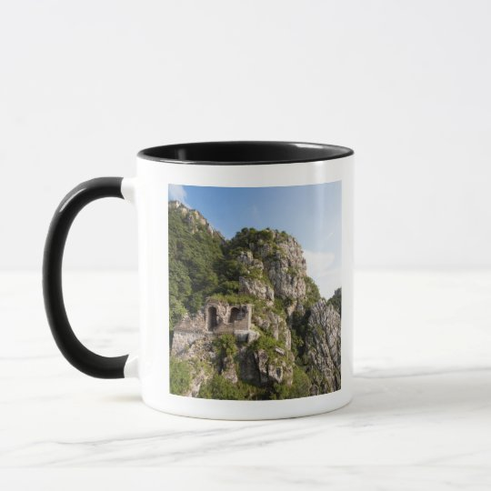 Great Wall of China, JianKou unrestored section. 4 Mug