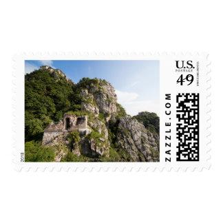 Great Wall of China, JianKou unrestored section. 4 Postage