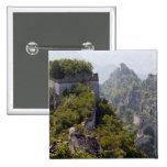 Great Wall of China, JianKou unrestored section. 5 Button
