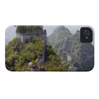 Great Wall of China, JianKou unrestored section. 5 iPhone 4 Case-Mate Case