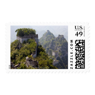 Great Wall of China, JianKou unrestored section. 5 Postage