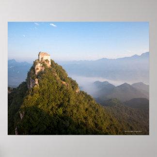 Great Wall of China, JianKou unrestored section. 7 Poster