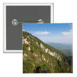 Great Wall of China, JianKou unrestored section. 9 Pinback Button