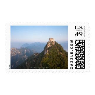 Great Wall of China, JianKou unrestored section. Postage