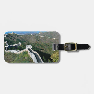 Great Wall Of China Luggage Tags