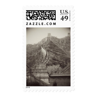 Great Wall of China Stamp
