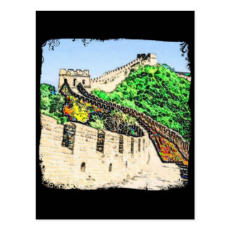 Great Wall of China Post Cards