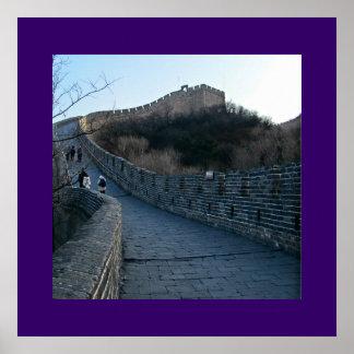 Great Wall of China Print