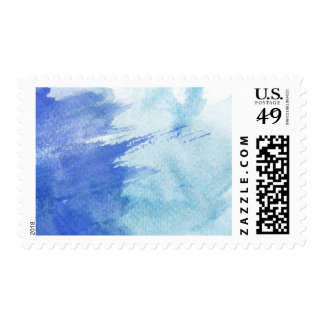 great watercolor background - watercolor paints postage