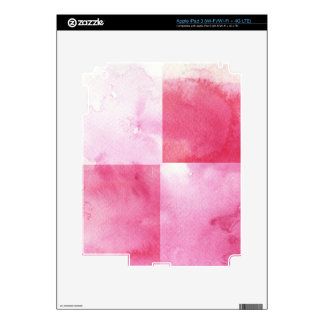 great watercolor banners for your design iPad 3 decal