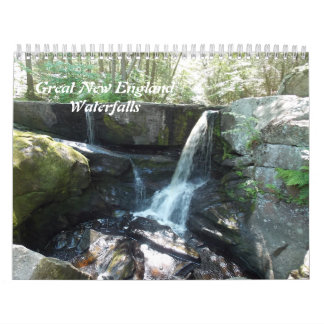 Great Waterfalls Calendar