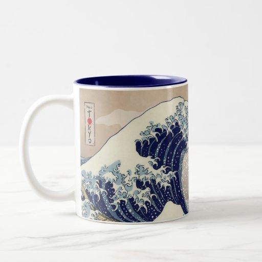 Great Wave Coffee Mug Zazzle