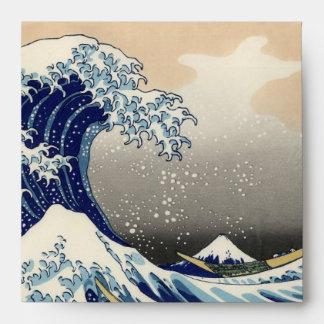 GREAT WAVE ENVELOPES