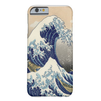Great Wave Fine Art 葛飾北斎「神奈川沖浪裏」 iPhone 6 Case