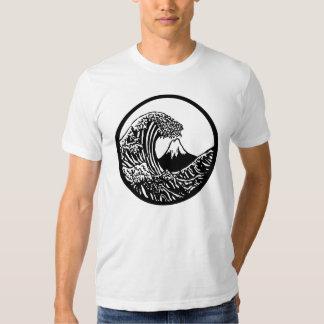 Great Wave Hokusai Tee