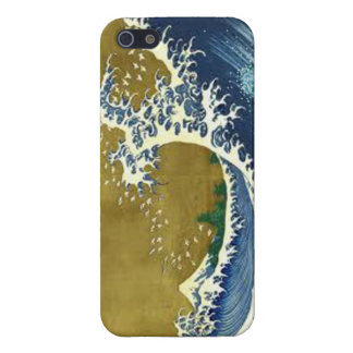 great wave japan tsunami iPhone 5/5S case