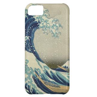 Great_Wave_off_Kanagawa2 Funda Para iPhone 5C