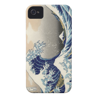 Great Wave Off Kanagawa Blackberry Cases