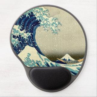 Great Wave Off Kanagawa Gel Mouse Pad