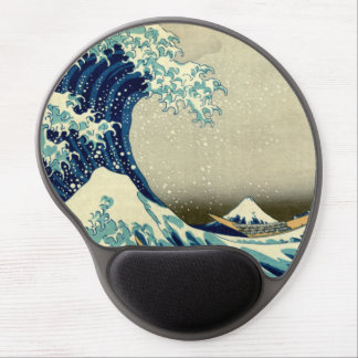 Great Wave Off Kanagawa Gel Mouse Pads