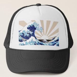 Great Wave off Kanagawa - Hat #1