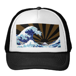 Great Wave off Kanagawa - Hat #2