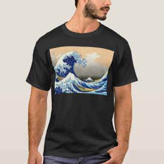 Great Wave off Kanagawa ~ Hokusai T-Shirt