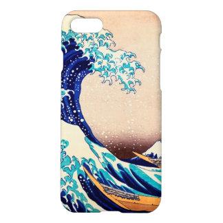 Great Wave Off Kanagawa Japanese Vintage Fine Art iPhone 8/7 Case